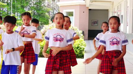 舞蹈 《天天向上》福建云霄县 西林小学
