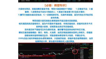 股票基础知识 如何看懂股票行情走势图 (15)