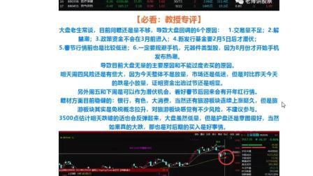 股票基础知识 如何看懂股票行情走势图 (19)