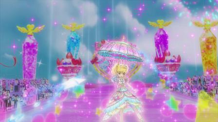 【偶像活动STARS!】虹野梦的live「Message of a Rainbow」【偶活大友字幕组】