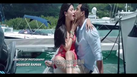 【施卢蒂·哈森】印度电影《铁血柔情》歌舞 - Rehnuma(伴侣)