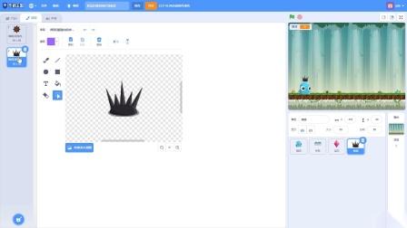 乐码王国||【少儿编程】Scratch图形化编程系列课第十三课——《玲珑向前冲》下