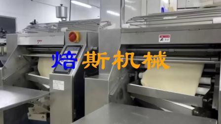 吐司面包自动化设备