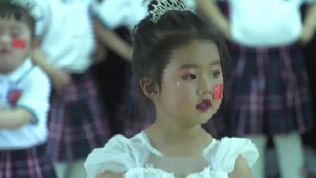 2021年新源县第一幼儿园小班组红歌比赛