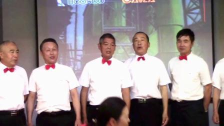 九江市浔阳区老年大学、庆祝建党100周年、举办主题班会。2021.5.24.