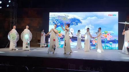 芜湖市鸠兹缤丽艺术团庆祝建党一百周年和建团五周年庆典晚会实况