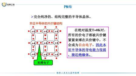 加工中心维修培训:PN结是怎么回事?