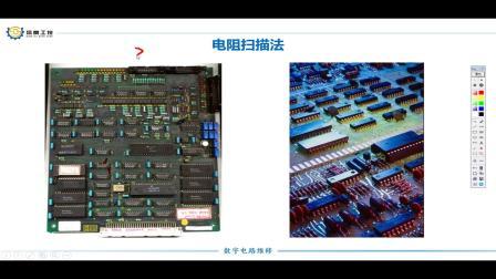 加工中心维修培训:逻辑电路芯片检修方法