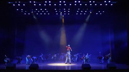 钦州市骏艺舞蹈艺术中心《红摇篮》