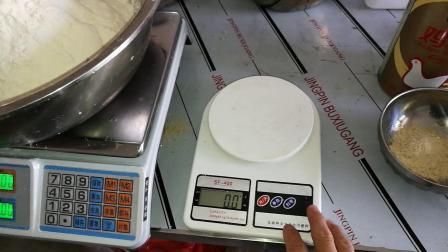 脆皮煎饼果子面糊配方,煎饼脆皮的做法和配方