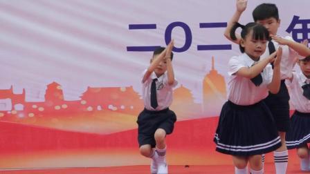 新化县上梅街道第五小学六一文艺汇演《小小少年中国梦》视频