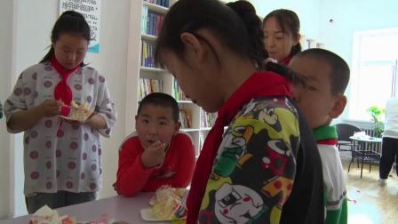双鸭山岭东区献爱心共成长关爱留守儿童