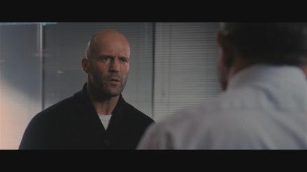 惹谁都别惹大佬 最强光头杰森斯坦森 含怒回归 《人之怒》
