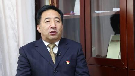 专访甘肃省临夏县人民县长韩玉林