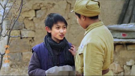 大号小兵:深情拥抱,甜炸了