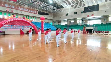 新干县人民医院舞蹈《没有就没有新中国》