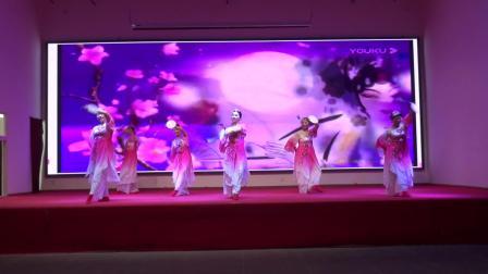 舞韵成人舞蹈培训班[优美午姿献给党] (7)