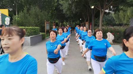 保定徐水生态公园 === 《同庆建党一百年》