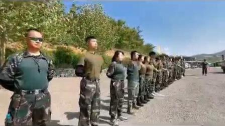 大连乐跑拓展培训机构之梦想教练团