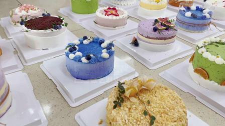 爆款网红生日蛋糕在哪里可以学呢?