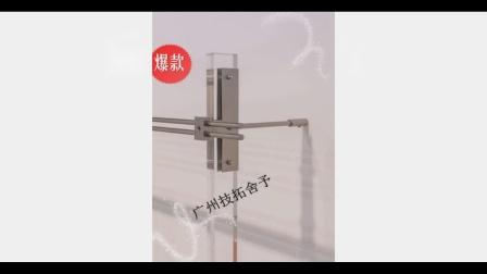 湖南怀化服装展架定制-广东广州服装展架网红款