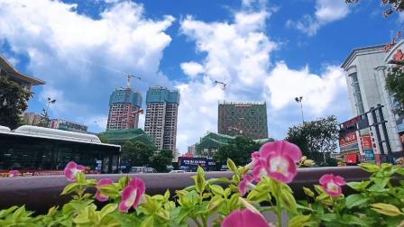 自贡五星街商圈正在崛起
