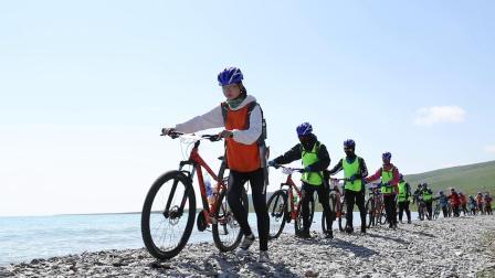 第四届中国少儿环青海湖365公里骑行赛