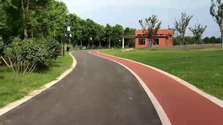 走进甘泉河湿地公园