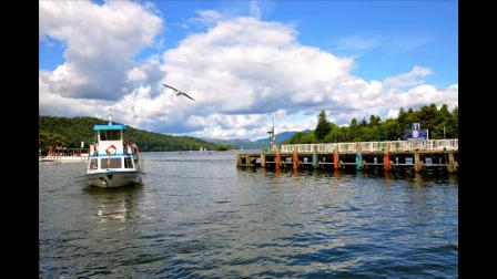 温德米尔湖(英国)