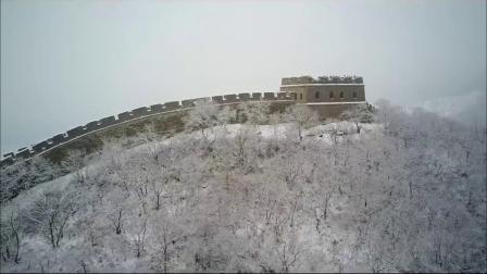 八达岭上望中国(杨耀清)