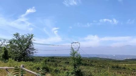 伊川鸦岭花椒基地观景台