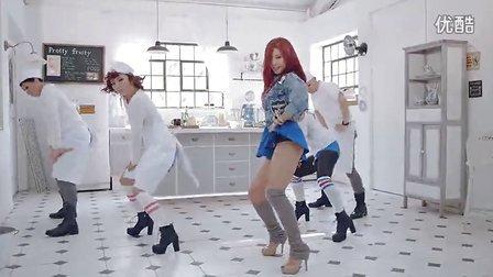 韩国性感女歌手Sori(金素丽)最新动感回归单曲《Dual Life》