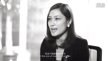 派克125周年 知名时事记者 Louisa Zhu 诸丛瑜