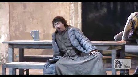 张文巍德国多特蒙德歌剧院2012穆索尔斯基:鲍里斯·戈多诺夫