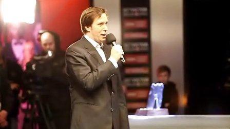 2013斯诺克威尔士公开赛决赛晚间场戴尔献歌暖场助兴
