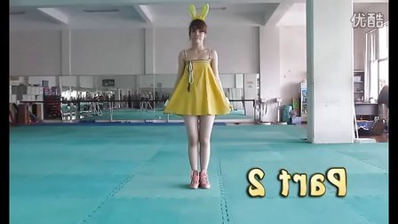 【Dance】可爱女孩舞蹈 Bunny Style - T-ara