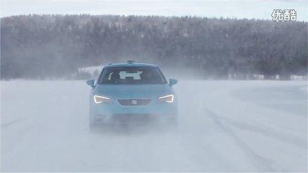 SEAT Leon SC 雪地极限测试