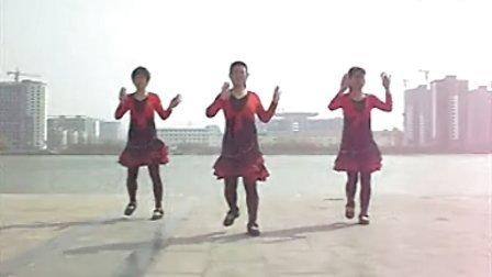 (原创自编)拜江胡三姐妹广场舞动感DJ你是西门庆我是潘金莲