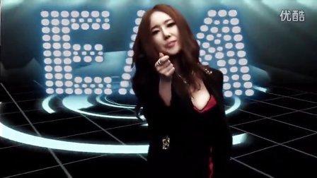 【MV】韩国性感女歌手E.M 新单 Switch On