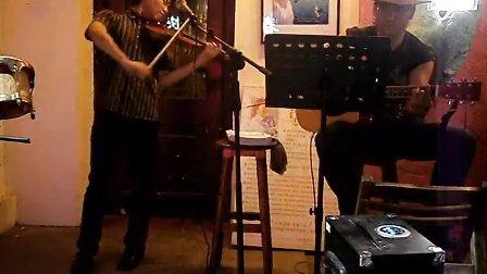 死了都要爱 二重奏 小提琴 张扬 吉他 TONY CHENG