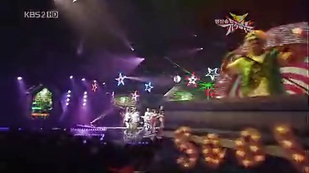 【TonyKim】韩国 现场 Seeya [Hot Girls] KBS 081003
