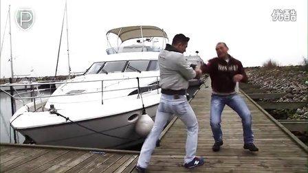 实用街头防身术教学视频 自我防卫格斗技巧 武术