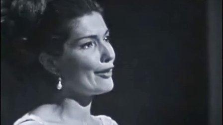 Mady Mesple 演唱《Lakme》的铃歌 Bell Song