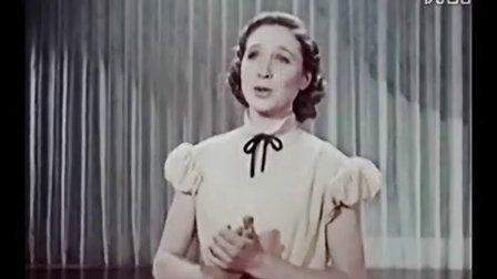Eugenia Miroshnichenko 亲爱的名字Caro Nome  1955