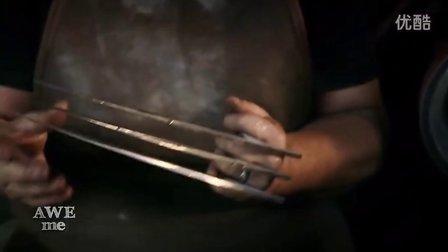 强人打造《金刚狼》狼爪拳刃 诠释男人真兽性