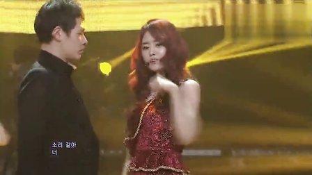 Secret - Talk That 121216 SBS 人气歌谣