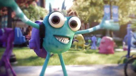 """皮克斯3D新作《怪兽大学》最新宣传片"""" Imagine You at MU"""