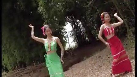 月光下的凤尾竹-葫芦丝