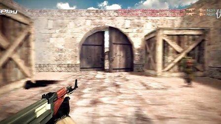SK Anniversary PGS Taz vs NoA AK47 1v4