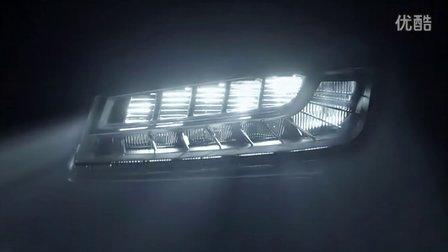 奥迪 2014 A8 矩阵式大灯官方广告